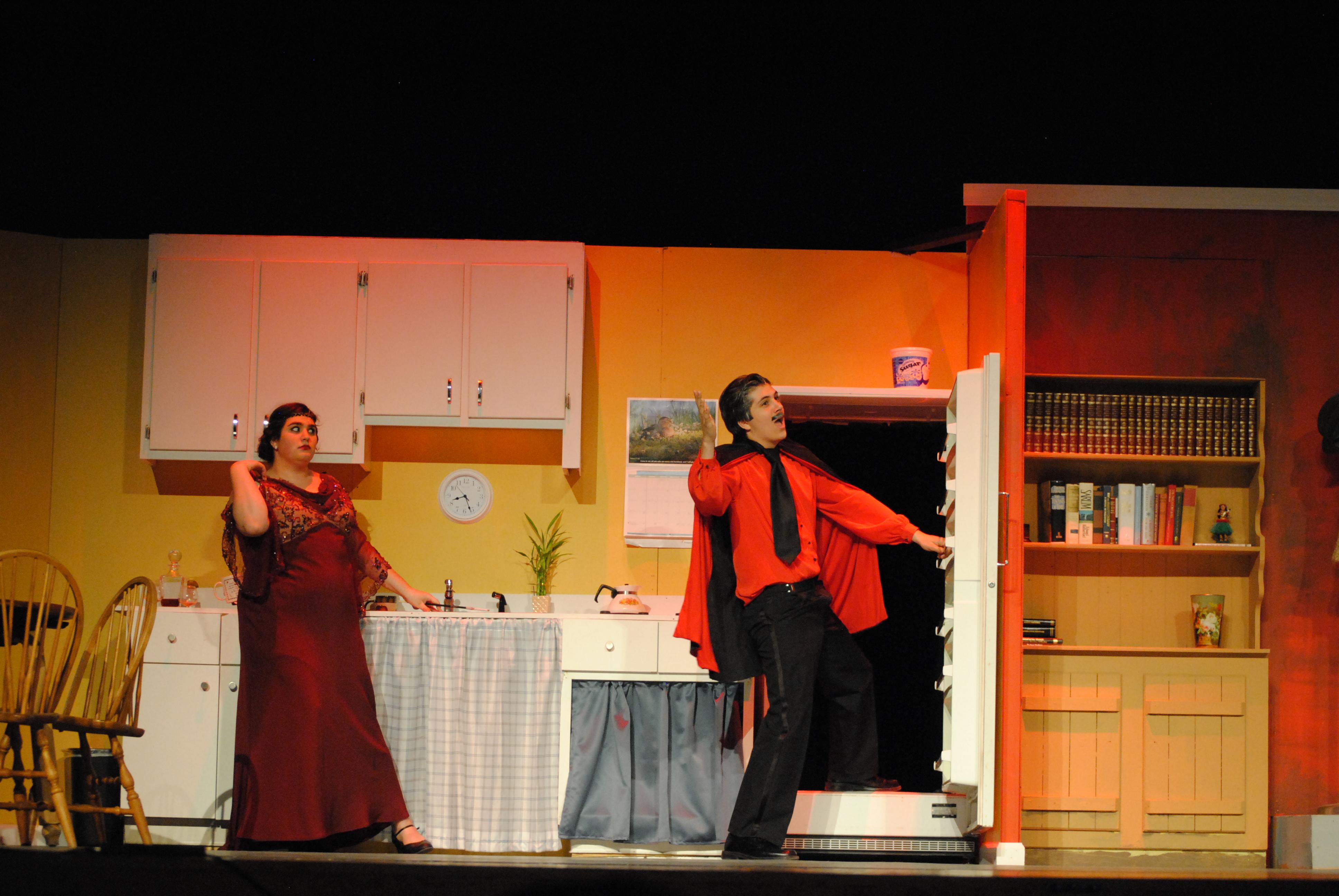 The Drowsy Chaperone Theatre 308